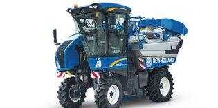 La gama de vendimiadoras Braud 9000L, sinónimo de alta capacidad y productividad