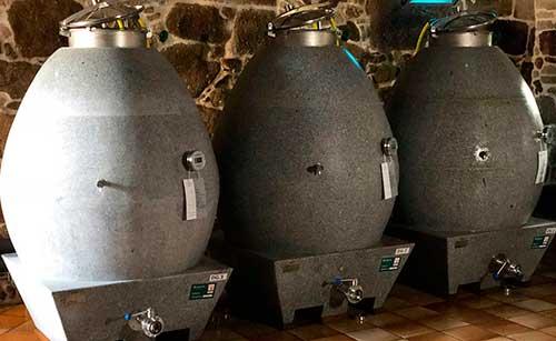 Tecnovino vino de granito Familia Torres Pazo Torre Penelas 2