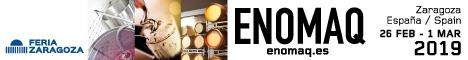 Enomaq 2019. 22 Salón Internacional de Maquinaria y Equipos para Bodegas y del Embotellado.
