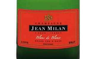 Tecnovino Champagne Jean Milan y Dehesa de Luna detalle