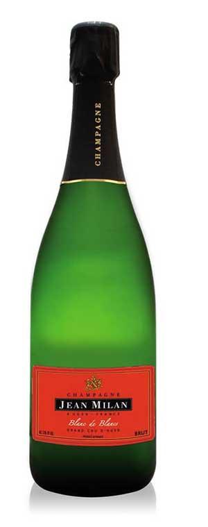 Tecnovino Champagne Jean Milan y Dehesa de Luna