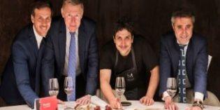González Byass marida el primer menú de la historia basado en el ADN del comensal