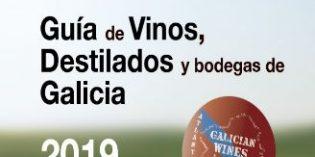 La Guía de Vinos, Destilados y Bodegas de Galicia 2019 sale al mercado con más de 1.000 referencias