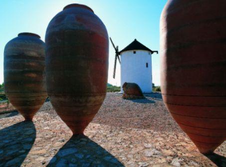Tecnovino-Ruta del Vino de La Mancha