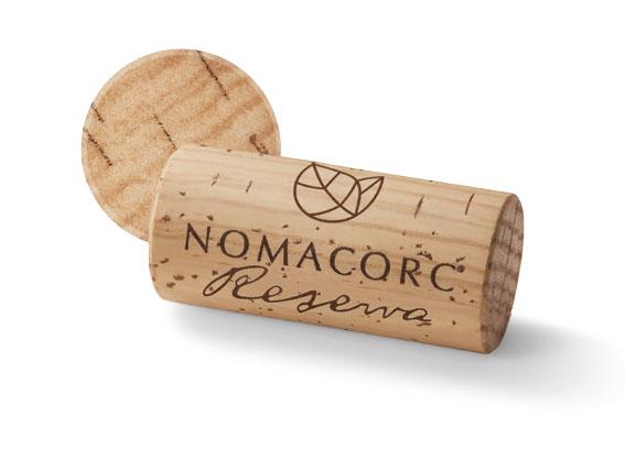 Tecnovino Vinventions cierres de vino Nomacorc Reserva