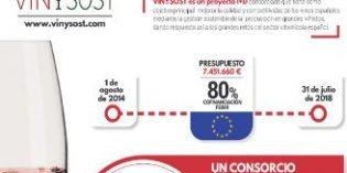 Termina el proyecto Vinysost orientado a mejorar la sostenibilidad y competitividad de los vinos españoles