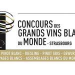 Siete concursos para vinos blancos organizados por Strasbourg événements