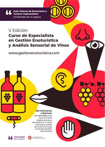 Tecnovino formacion en vinos Universidad de La Laguna 2
