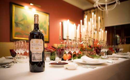 Tecnovino mandamientos del vino Marques de Riscal 1