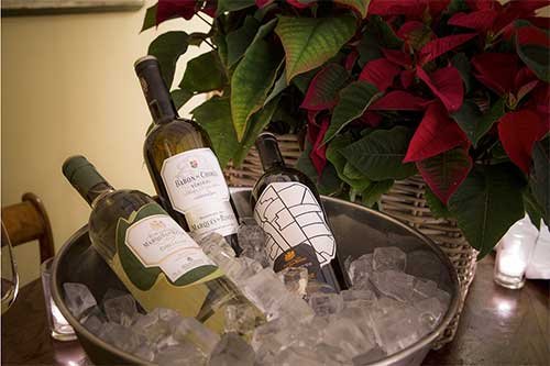 Tecnovino mandamientos del vino Marques de Riscal 3