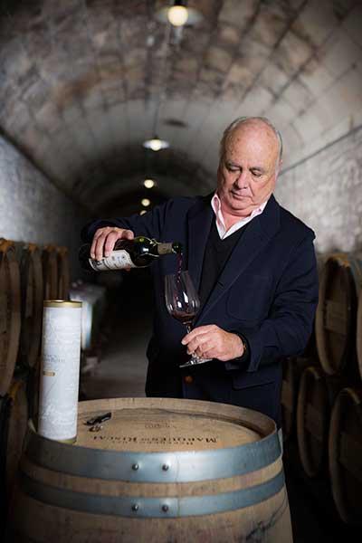 Tecnovino mandamientos del vino Marques de Riscal Francisco Hurtado