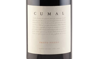 Tecnovino vino Cumal Bodega Dostares Prieto Picudo etiqueta