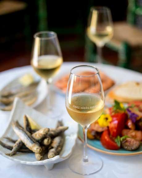 Tecnovino vino de Jerez maridaje