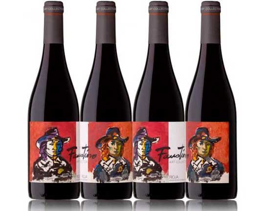 Tecnovino vinos de Grupo Faustino Art Collection