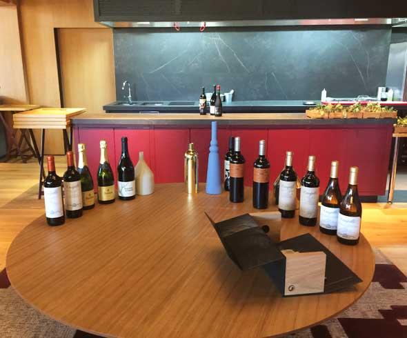Tecnovino vinos de Grupo Faustino Eneko Bilbao 1