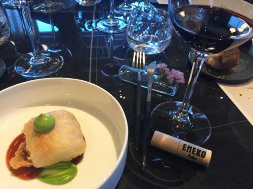 Tecnovino vinos de Grupo Faustino Eneko Bilbao 2
