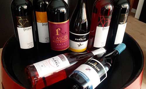 Tecnovino vinos de Valdepenas premios calidad detalle