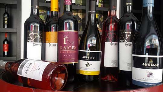 Tecnovino vinos de Valdepenas premios calidad