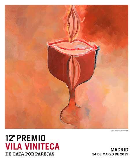 Tecnovino 12 Premio Vila Viniteca de Cata por Parejas