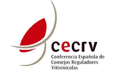 Tecnovino CECRV denominaciones de origen de vino logo