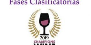 ¿Qué vinos participarán en Champions Wine 2019? Últimos días para el envío de muestras