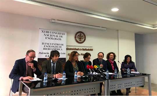 Tecnovino Congreso Nacional de Enologos FEAE