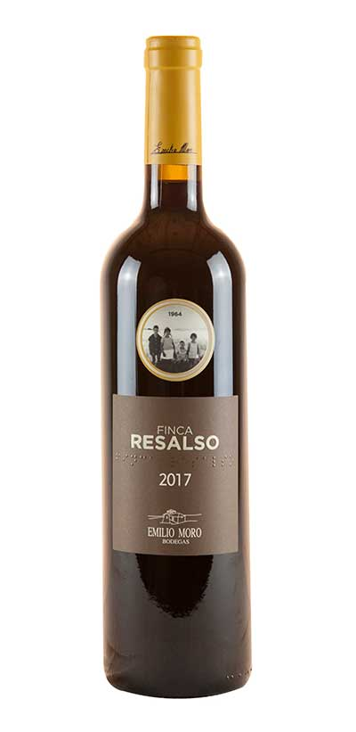 Tecnovino Finca Resalso 2017 Bodegas Emilio Moro