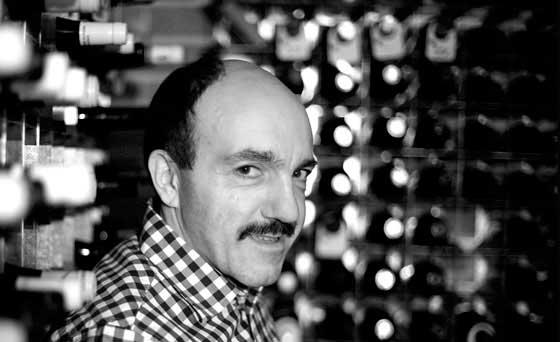 Tecnovino Gerard Basset Master of Wine y Master Sommelier 2