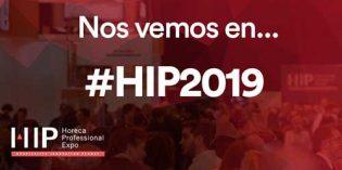 Sorteo de entradas para visitar HIP 2019 en Madrid