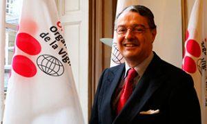 Pau Roca ya está al frente de la OIV como director general