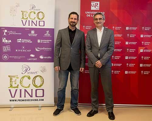 Tecnovino Premios Ecovino presentacion