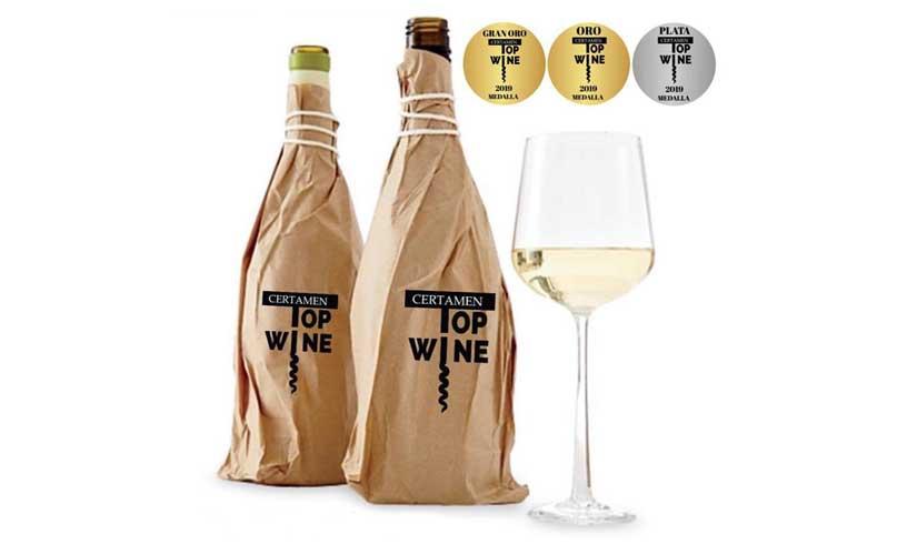 Tecnovino Topwine 2019 concurso de vino