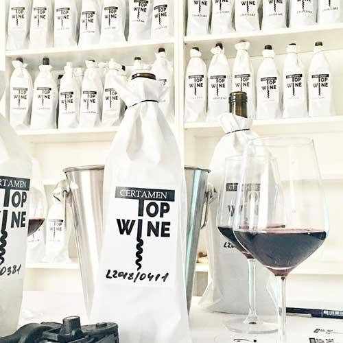 Tecnovino Topwine concurso de vino