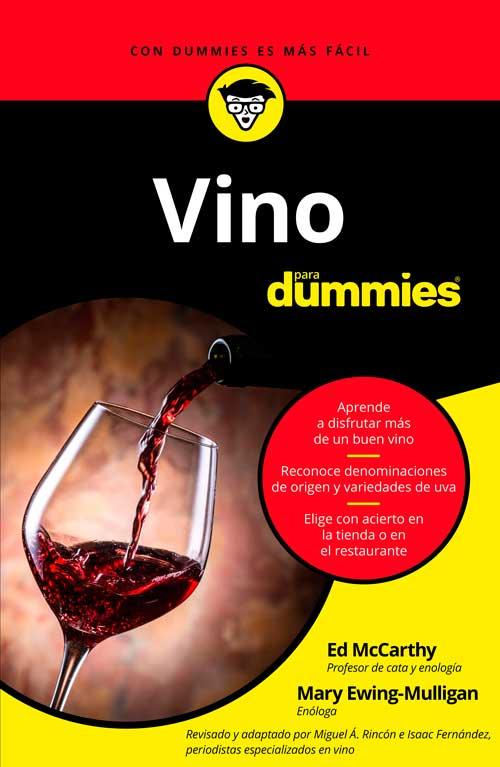 Tecnovino Vino para Dummies libro