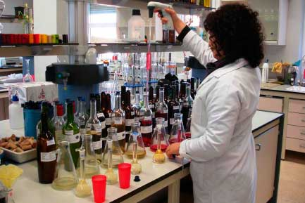 Tecnovino impresion para el sector vitivinicola Toshiba 5