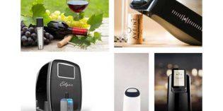 Dispensadores, aireadores y dispositivos inteligentes… innovaciones tecnológicas para vino en CES 2019