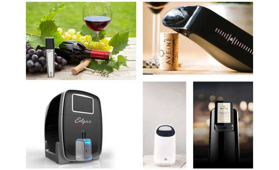 Tecnovino innovaciones tecnologicas para vino CES 2019