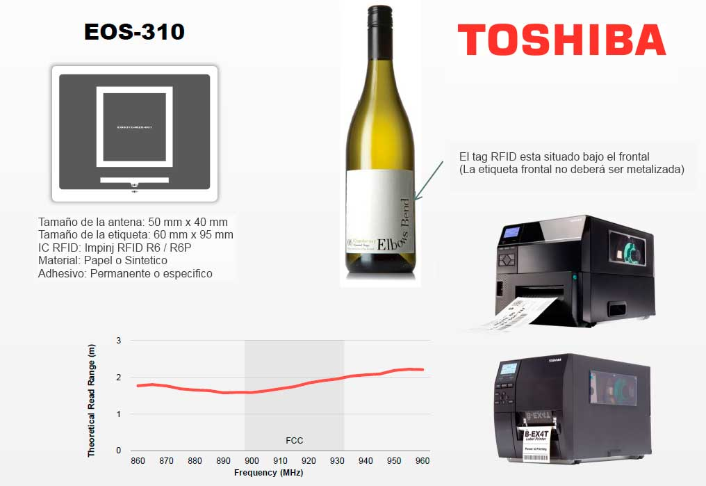 Tecnovino tecnologia RFID Toshiba 3