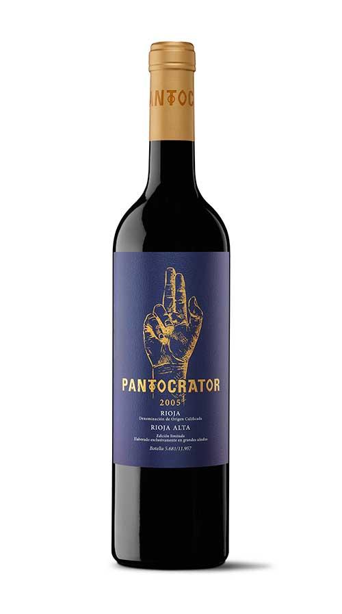 Tecnovino vino Pantocrator 2005 Bodegas Taron