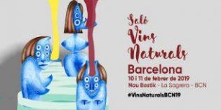 Vuelve a Barcelona una nueva edición del Salón de Vinos Naturales