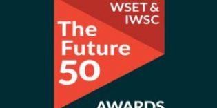 Abierto el plazo de nominaciones para los Future 50 Awards que convocan WSET & IWSC