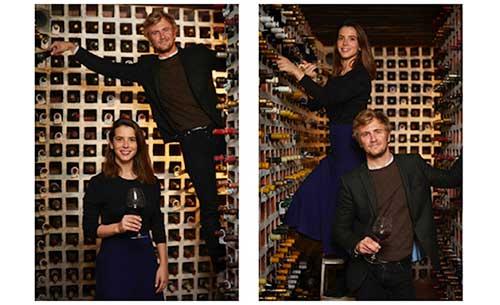 Tecnovino ARCOmadrid bar de vinos detalle