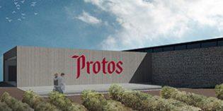 Protos apuesta por la D.O. Cigales donde construirá una nueva bodega en la que invertirá más de  6 millones de euros