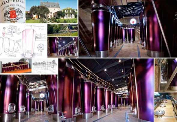 Tecnovino Defranceschi SACMI futuro de la vinificacion 1
