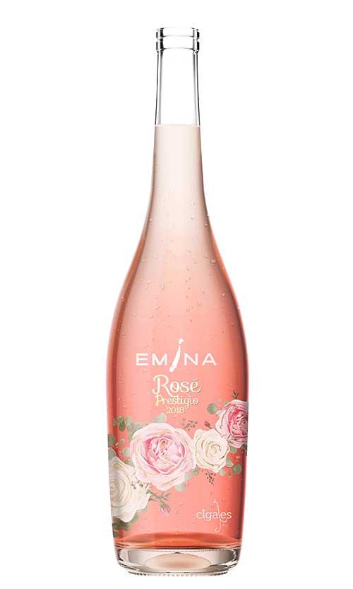 Tecnovino Emina Rose Bodegas Emina 1