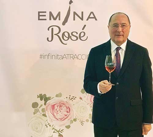 Tecnovino Emina Rose Bodegas Emina 2