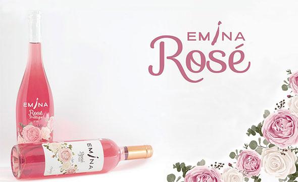 Tecnovino Emina Rose Bodegas Emina linea