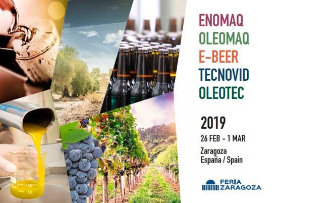 Tecnovino Enomaq y Tecnovid cartel EOTOE 2019