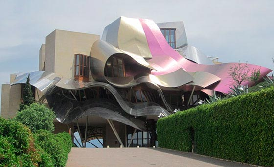 Tecnovino curso introductorio de Master of Wine Marques de Riscal