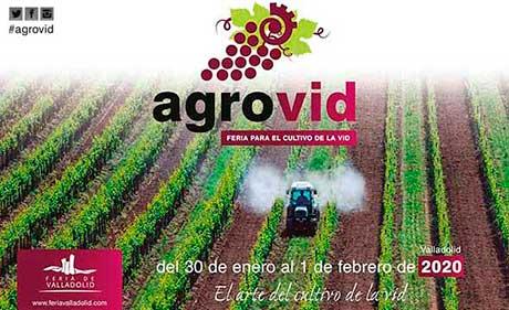 Tecnovino feria especializada en vinedo Agrovid